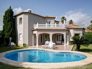 3 bedroom Villa in Playa Flamenca, Valencia, Spain : ref 5452175