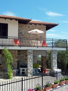 3 bedroom Apartment in San Bartolomeo al Mare, Liguria, Italy : ref 5443780