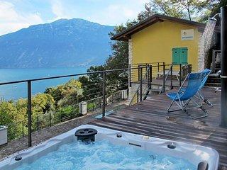 4 bedroom Villa in Tremosine, Lombardy, Italy : ref 5438731