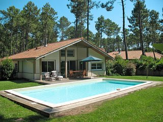 5 bedroom Villa in Moliets-et-Maa, Nouvelle-Aquitaine, France : ref 5434979