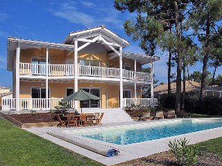 5 bedroom Villa in Lacanau-Océan, Nouvelle-Aquitaine, France : ref 5434921