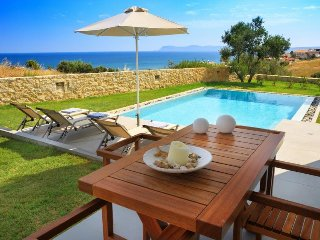 2 bedroom Villa in Stalos, Crete, Greece : ref 5432320