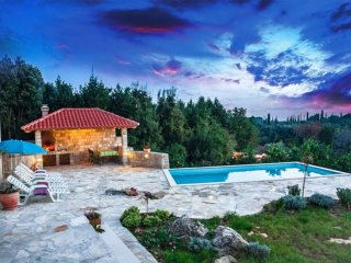 Villa Sun -  with pool and full privacy