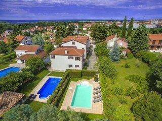 4 bedroom Villa in Vabriga, Istarska Zupanija, Croatia : ref 5426551