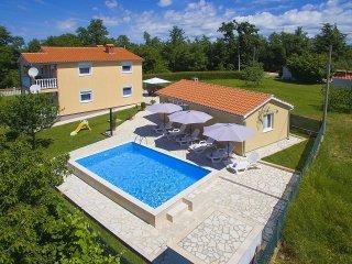 4 bedroom Villa in Porec, Istarska Zupanija, Croatia : ref 5426382