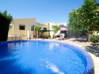 2 bedroom Villa in Calpe, Valencia, Spain : ref 5415911