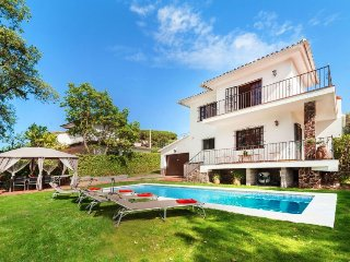 4 bedroom Villa in S'Agaró, Catalonia, Spain : ref 5396952