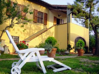 3 bedroom Apartment in Montespertoli, Tuscany, Italy : ref 5395011