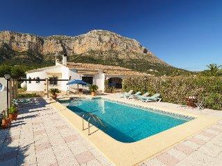 4 bedroom Villa in Xabia, Valencia, Spain : ref 5380567
