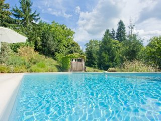Beautiful converted farmhouse in stunning countryside with private pool