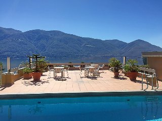1 bedroom Apartment in Ascona, Ticino, Switzerland : ref 5345662