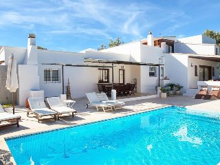 6 bedroom Villa in Sant Rafel, Balearic Islands, Spain : ref 5334805