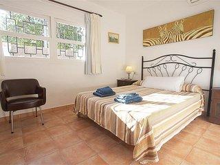 6 bedroom Villa in Sant Rafel, Balearic Islands, Spain : ref 5334805