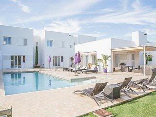 5 bedroom Villa in Colonia de Sant Jordi, Balearic Islands, Spain : ref 5334804