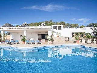 5 bedroom Villa in Cala Gracio, Balearic Islands, Spain : ref 5334802