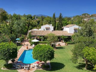 5 bedroom Villa in Bel-Air, Andalusia, Spain : ref 5334772