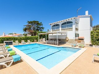 7 bedroom Villa in Binibequer Vell, Balearic Islands, Spain : ref 5334725