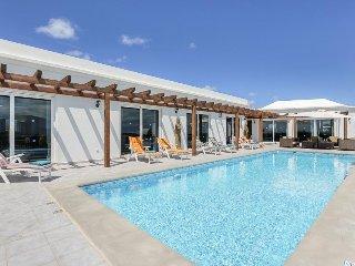 4 bedroom Villa in Puerto Calero, Canary Islands, Spain : ref 5334246