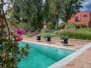 9 bedroom Villa in Podere Colombaie, Tuscany, Italy : ref 5313339