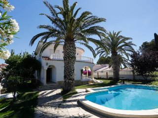 4 bedroom Villa in Miami Platja, Catalonia, Spain : ref 5311033