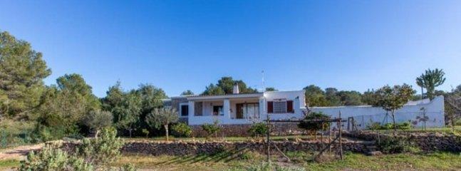 3 bedroom Villa in Cala Tarida, Balearic Islands, Spain : ref 5251899