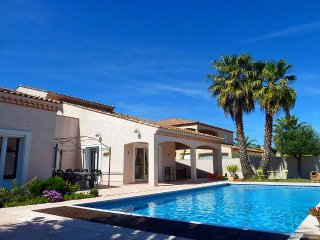 6 bedroom Villa in Marseillan, Occitania, France : ref 5247231