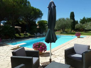 4 bedroom Villa in Florensac, Occitania, France : ref 5247229