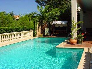 8 bedroom Villa in Pezenas, Occitania, France : ref 5247163