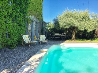 4 bedroom Villa in Pouzols-Minervois, Occitania, France : ref 5247124