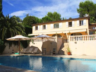 5 bedroom Villa in Sophia Antipolis, Provence-Alpes-Cote d'Azur, France : ref 52