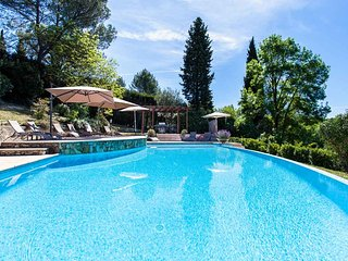 5 bedroom Villa in Chateauneuf-Grasse, Provence-Alpes-Cote d'Azur, France : ref