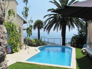 4 bedroom Villa in Carnolès, Provence-Alpes-Côte d'Azur, France : ref 5247091