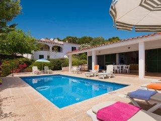 Villa Adriana Santo Tomás Beach, Menorca