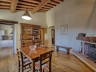 2 bedroom Apartment in Poppi, Tuscany, Italy : ref 5240857