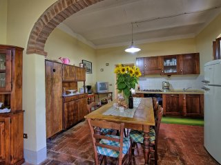 5 bedroom Villa in Vitiano, Tuscany, Italy : ref 5240809