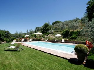 3 bedroom Villa in Orzale, Tuscany, Italy : ref 5239826