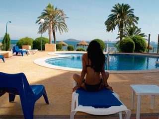 'Shorehouse' Frontline beach apartment in Playa Honda (before La Manga) - Murcia