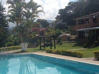Casa Vacacional Fusagasuga Campestre y acogedora, comodidades privadas