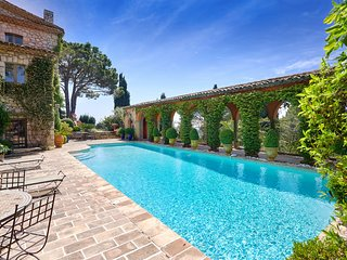 6 bedroom Villa in Mougins, Provence-Alpes-Cote d'Azur, France : ref 5238434