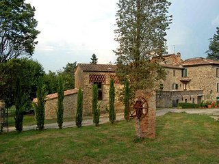 9 bedroom Villa in Badia Agnano, Tuscany, Italy - 5218465