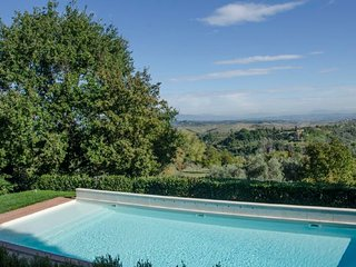 4 bedroom Villa in Montaione, Tuscany, Italy : ref 5218494