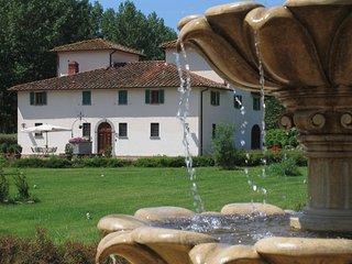 4 bedroom Villa in Reggello, Tuscany, Italy : ref 5218396