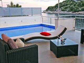 4 bedroom Villa in Razanj, Sibensko-Kninska Zupanija, Croatia : ref 5222983