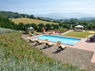 5 bedroom Villa in Reggello, Tuscany, Italy : ref 5218375