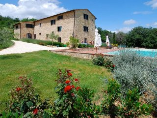 5 bedroom Villa in Casole d'Elsa, Tuscany, Italy : ref 5218428