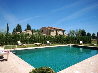4 bedroom Villa in Pienza, Tuscany, Italy : ref 5218323