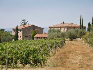 2 bedroom Apartment in Castellina in Chianti, Tuscany, Italy : ref 5218334