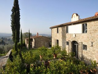 10 bedroom Villa in Bagno a Ripoli, Tuscany, Italy : ref 5218250