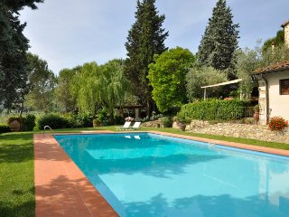4 bedroom Villa in San Donato in Collina, Tuscany, Italy : ref 5218252