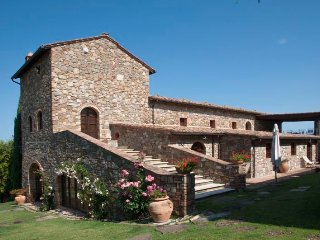 2 bedroom Apartment in Cinigiano, Tuscany, Italy : ref 5218267